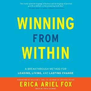 Winning from Within Audiobook
