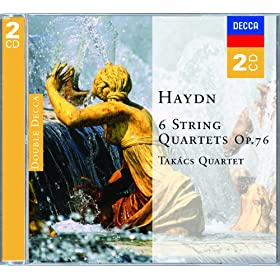 Haydn: Six String Quartets, Op.76 (2 CDs)