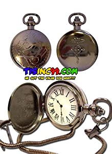 Full Metal Alchemist Pocket Watch GE-7705