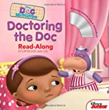 Doc McStuffins Read-Along Storybook and CD Doctoring the Doc