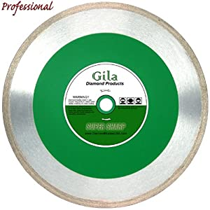 Diamond Blade 10 Quot Pro Super Sharp Glass Tile Wet Cutting