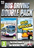 Bus Driving Double Pack - Bus Simulator 2 and Bus Driver (PC DVD) (UK IMPORT)