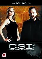 CSI: Las Vegas - Complete Season 5 [DVD]