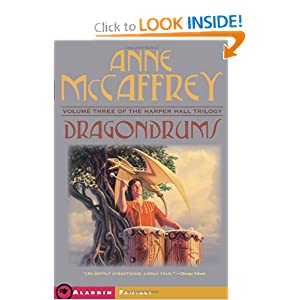 Dragondrums (Harper Hall Trilogy) by Anne McCaffrey