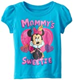Minnie Mouse Baby-Girls Infant Disney Mommys Sweetie Tee