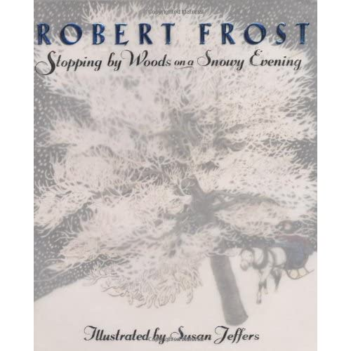 Stopping By the Woods on a Snowy Evening by Robert Frost