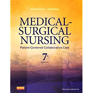 Medical-Surgical Nursing: Patient-Centered Collaborative Care, Single