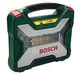 Bosch-2607019330-X-line-Coffret-de-mches-et-forets-Titane-100-pices