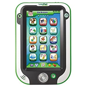[UK-Import]LeapFrog LeapPad Ultra (Green)