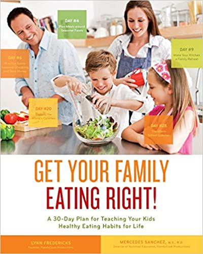 Get Your Family Eating Right!: A 30-Day Plan for Teaching Your Kids Healthy Eating Habits for Life price comparison at Flipkart, Amazon, Crossword, Uread, Bookadda, Landmark, Homeshop18