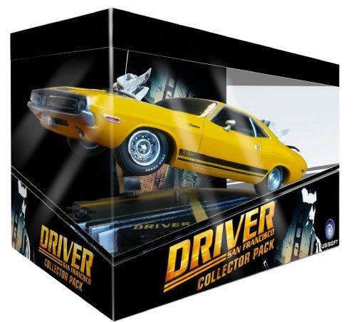 DRIVER SAN FRANCISCO - COLLECTOR'S EDITION [IMPORT ANGLAIS] [JEU PS3]