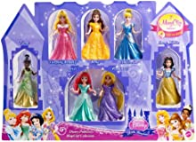 Comprar Disney Princess Little Kingdom Magiclip 7-Doll Giftset