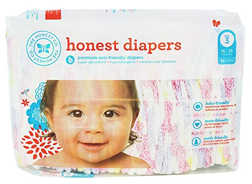 The Honest Company Diapers, Bloom - 1