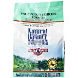 Natural Balance Limited Ingredient Diets, Small Breed Bites Potato and Chicken Formula for Dogs, 5-Pound Bag ~ Natural Balance