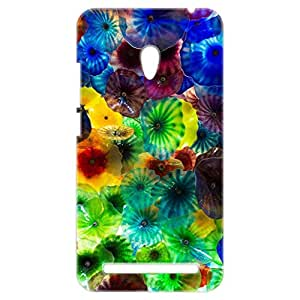 a AND b Designer Printed Mobile Back Cover / Back Case For Asus ZenFone 6 (ZEN_6_3D_2702)