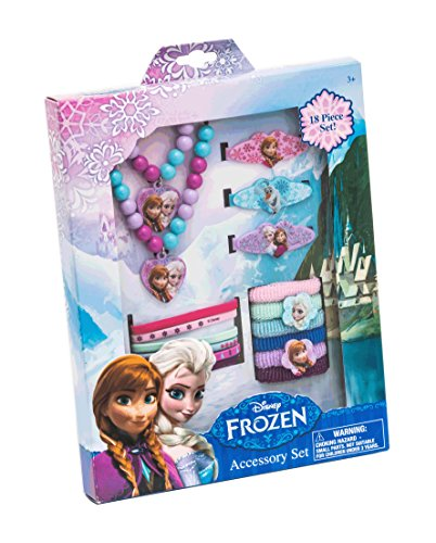 Frozen FZ063 Jewelry and Hair Accessory Set - 1