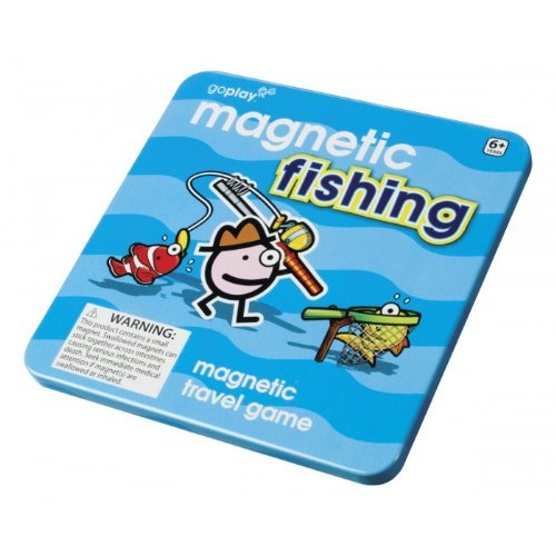 Toysmith Go Play Go Fishing Playset