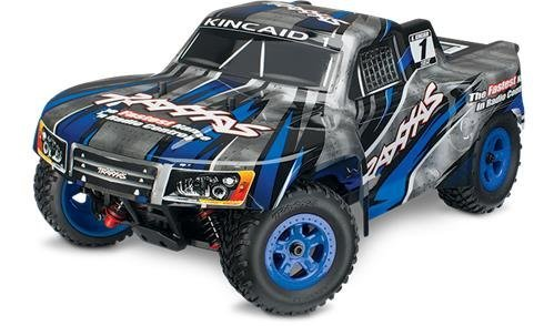 Traxxas LaTrax SST 1/18 Scale 4WD Stadium Truck - RED (Traxxas Truck compare prices)
