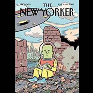 The New Yorker, June 8th & 15th, 2009: Part 1 (David Grossman, Edna O'Brien, Yiyun Li) | [David Grossman, Edna O'Brien, Yiyun Li]