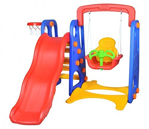 Hervorragend Kinderrutsche Spielplatz Kinderspielturm Glettergerüst Rutsche  IW24