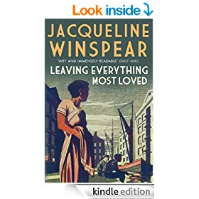 Leaving Everything Most Loved: 10 (Maisie Dobbs)