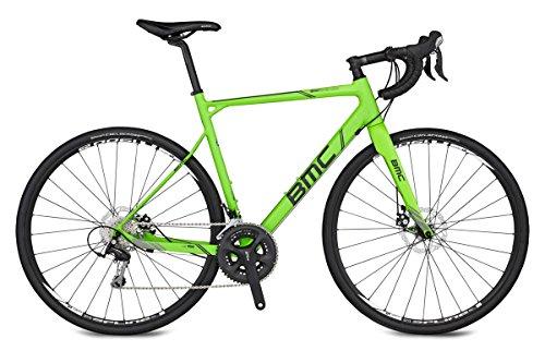NEU-2015-Granfondo-GF02Disc-105-BMC-Size-48-cm-Unisex-Rennraeder-Cyclocrosser-DunkelgrauHellgrau