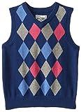 The Children's Place Little Boys' Argyle Sweater Vest