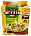 Perfect Tortilla Kitchen Pan Baking T...