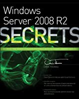 Windows Server 2008 R2 Secrets Front Cover