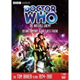 Doctor Who: The Invisible Enemy / K9 and Company: A Girl's Best Friendby William Hartnell