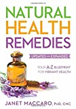 img - for Natural Health Remedies: Your A-Z Blueprint for Vibrant Health book / textbook / text book