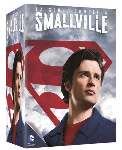 Smallville - Temporadas 1-10 [DVD]