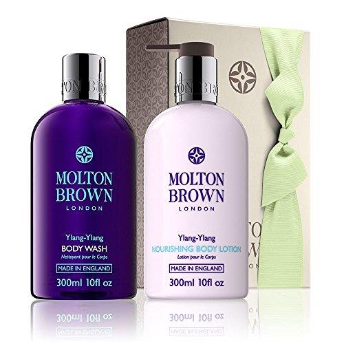 Molton Brown ylang-ylang Gel Doccia e Lozione Set Regalo