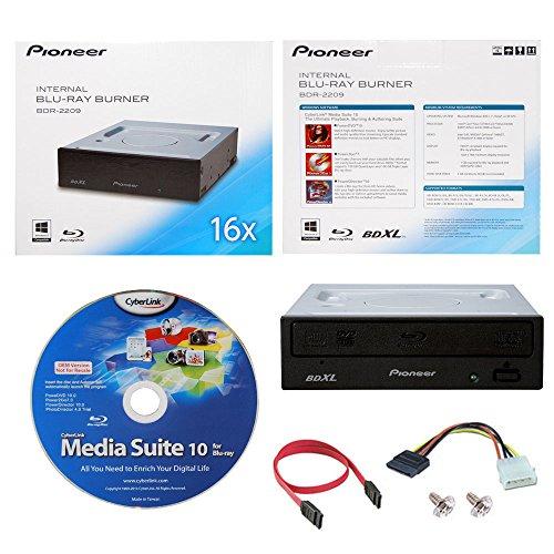 pioneer-bdr-2209-16x-interno-blu-ray-bdxl-dvd-cd-burner-writer-in-scatola-al-minuto-con-cyberlink-me