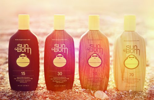Sun Bum Moisturizing Sunscreen Lotion, SPF 30, 8oz Bottle, Oil Free, Hypoallergenic, Packaging May V..