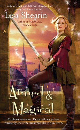 Image of Armed & Magical (Raine Benares, Book 2)