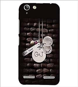 PrintDhaba Pendant D-2374 Back Case Cover for LENOVO A6020a46 (Multi-Coloured)