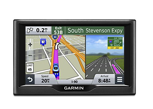 Garmin Nuvi 57LM GPS Navigator System with Spoken Turn-By-Turn Directions, Lifetime Map Updates, Direct Access, and Speed Limit Displays (Phones And Accesories compare prices)