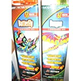 """X Kites Fly The Future Butterfly 3-D Kite 53"""" Wingspan OR Dragon 67"""" Wingspan"""