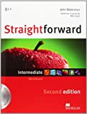 Straightforward Intermediate Level: Workbook Without Key + CD (0230423256) by Kerr, Philip
