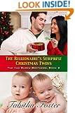 The Billionaire's Surprise Christmas Twins (The Van Buren Brothers Book 2)