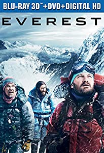 Everest 3D [Blu-ray] by Universal