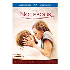 The Notebook (Limited Edition Gift Set) [Blu-ray] (2004)