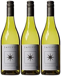 Invivo Organic Sauvignon Blanc Marlborough Wine 2013 75 cl (Case of 3)