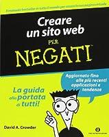 Creare un sito web per negati