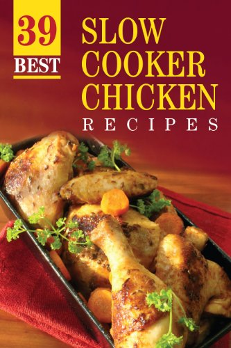 Free Kindle Book : Chicken Recipes Slow Cooker Cookbook (v2.0)