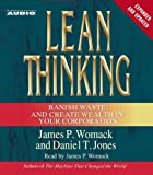 img - for Lean Thinking: Banish Waste and Create Wealth in Your Corporation, 2nd Ed book / textbook / text book