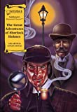 The Great Adventures of Sherlock Holmes (Illus. Classics) HARDCOVER (Saddlebacks Illustrated Classics)