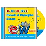 Blends and Digraphs Songs (Letterland)by Fiona Pritchard