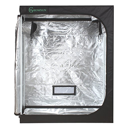 Growsun-48x24x60-Horticulture-Grow-Tent-for-Indoor-Plant-Growing-Tents-Mylar-Hydroponic-Grow-Room
